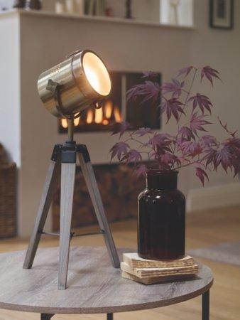 Soulful Lamp & Vase