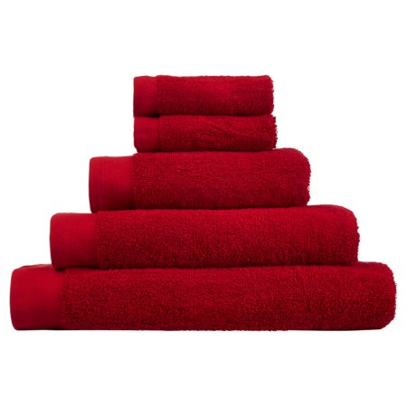100% Cotton Towel and Bath Mat Range - Cherry