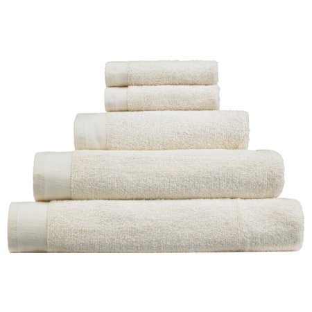 Towel and Bath Mat Range - Cream