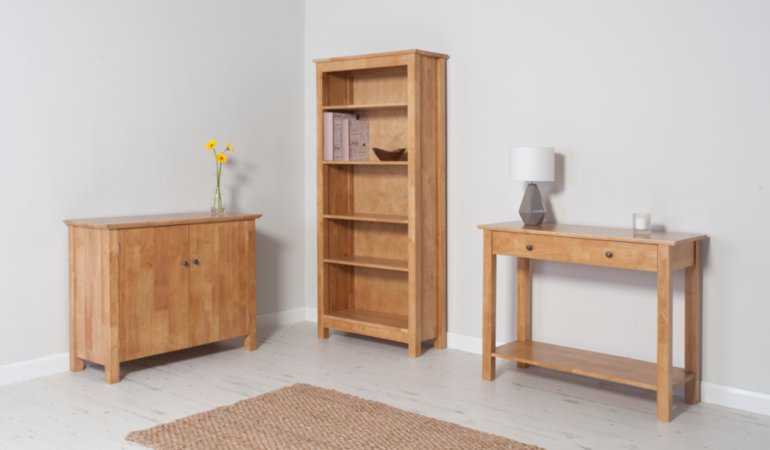 George Home Dermot Furniture Range - Solid Wood