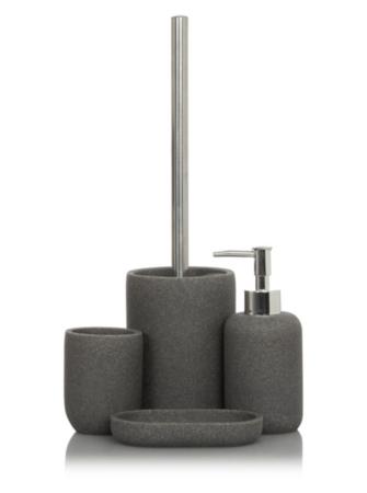Sandstone bathroom accessories
