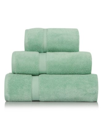 Super Soft Cotton Towel Range - Mint