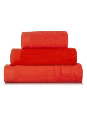 George Home 100% Cotton Towel Range - Tomato Soup
