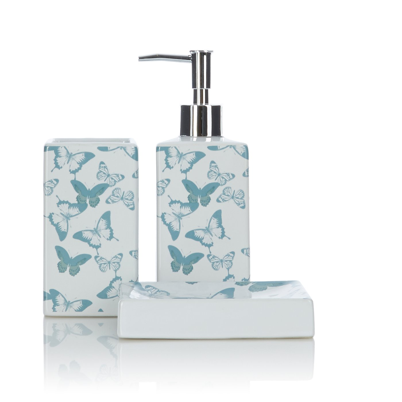 George Home Accessories - Butterfly | Bathroom Accessories | George ...