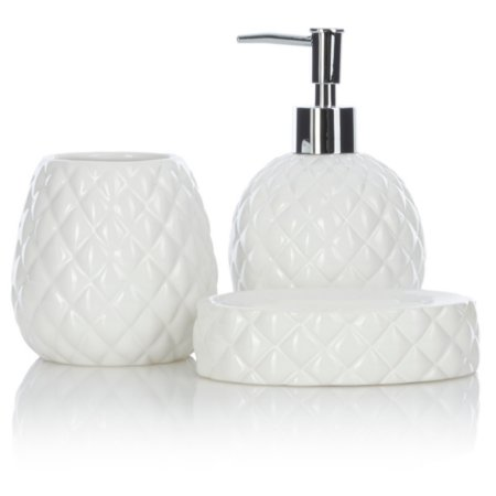 George Home Accessories - Quilted Effect