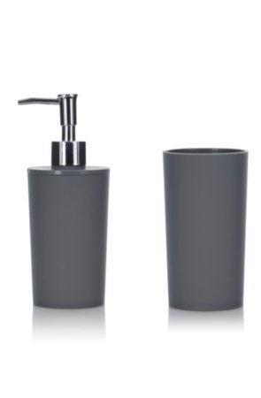 George Home Accessories - Soft Touch Charcoal