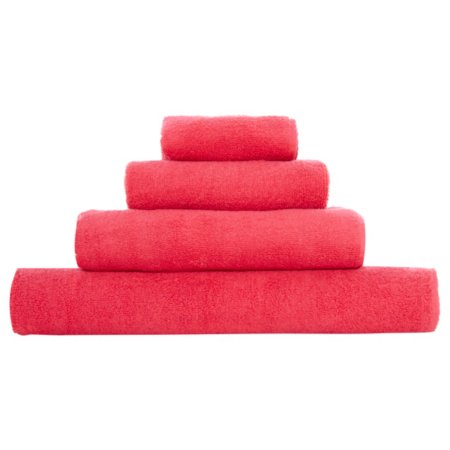 George Home 100% Cotton Towel Range - Cerise Pink
