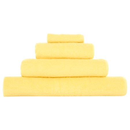 George Home 100% Cotton Towel Range - Yellow