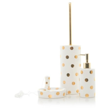 George Home Gold Spot Bathroom Accessories