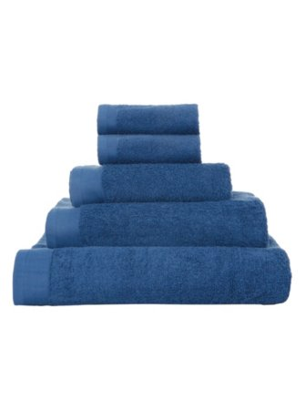 George Home 100% Egyptian Cotton Towel Range - Coronet