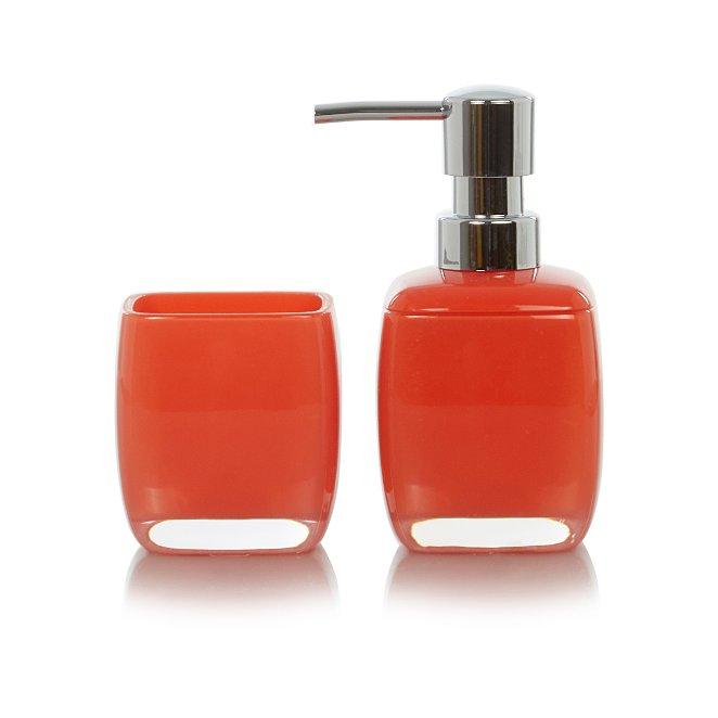 Sites Asda Site, Bathroom Accessories Orange