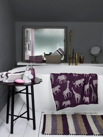 Safari Animal Bathroom Range