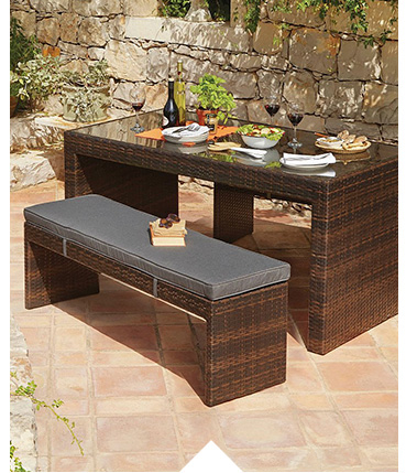 Browse our range of BBQs and outdoor dining sets