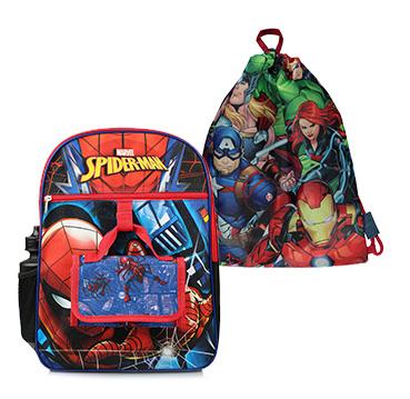 Explore our range of superhero backpacks