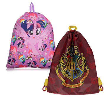 Shop character backpacks and swim bags