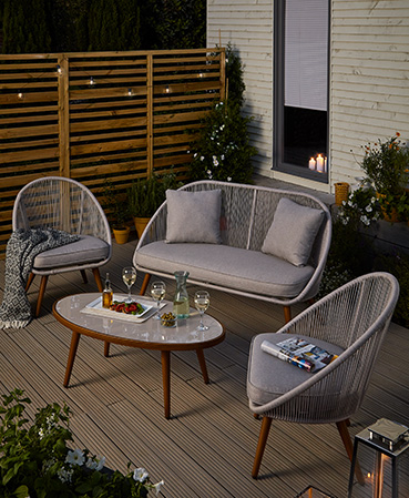 Maximise your outdoor space with our guide to getting the most from your garden, we will help make your space suitable for socialising and relaxation.