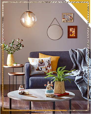 Turn your living room into a tranquil escape