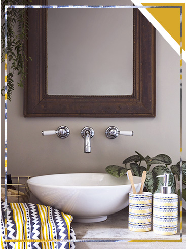 Shop our Wanderer bathroom collection