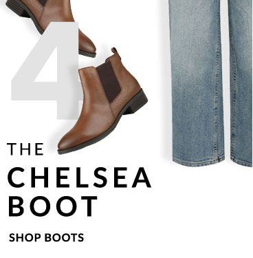 Classic Chelsea boots will never go away