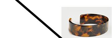 Shop tortoiseshell bracelet