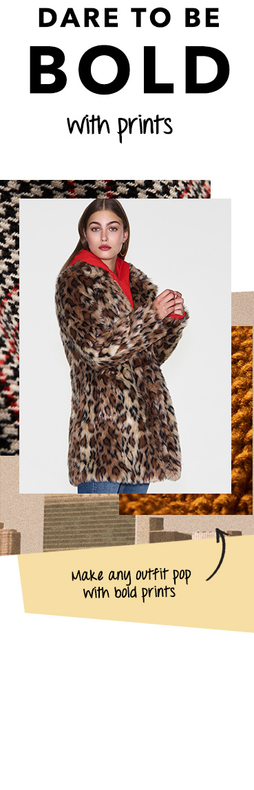 Seventies bohemia meets city woman. Shop the new collection now