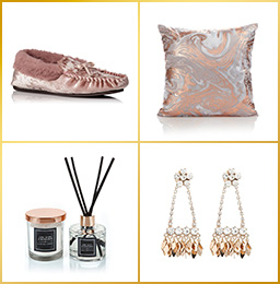 Discover a range of beautiful gifts for her