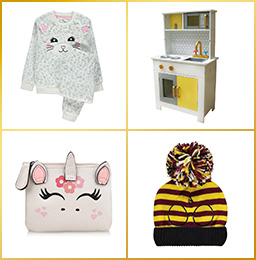 Shop our wonderful range of gifts for kids