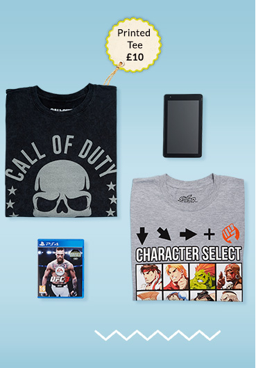 Treat him to the latest consoles and games this Father's Day