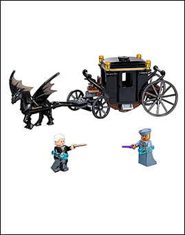 Mix potions and tour magical beast habitats with our Fantastic Beasts LEGO sets