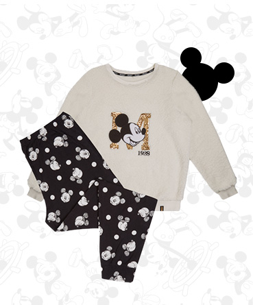 Break out the matching outfits when watching Disney classics