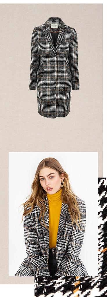 Discover new season outerwear
