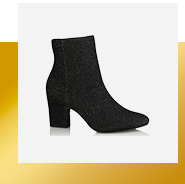 Block heeled boots are versatile and comfortable
