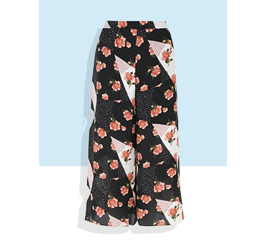 Shop our range of floral trousers