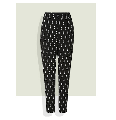 Shop our range of patterned trousers