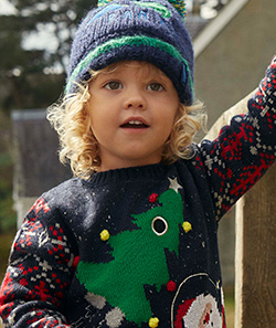 Cute, novelty, fun and stylish, our festive knitwear selection's got it all