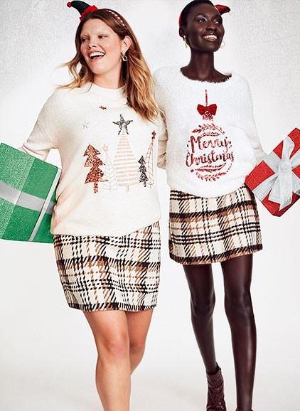 Christmas Tops.Christmas George At Asda