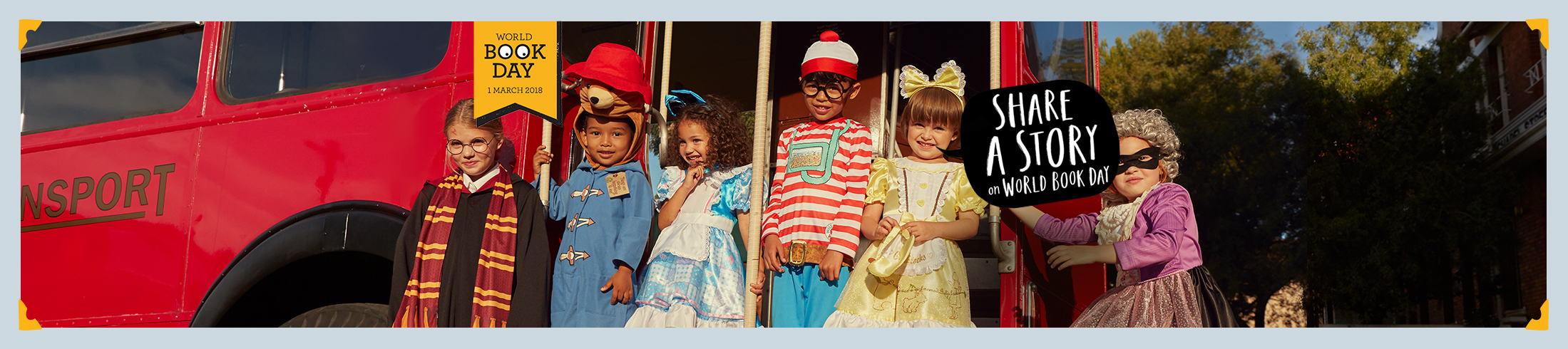ASDA character fancy dress costumes