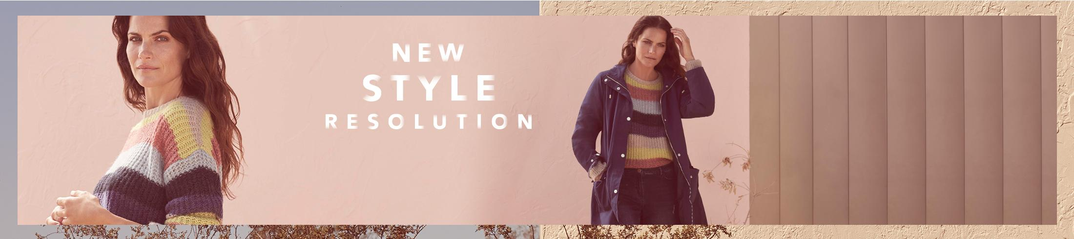 Discover the latest arrivals for women