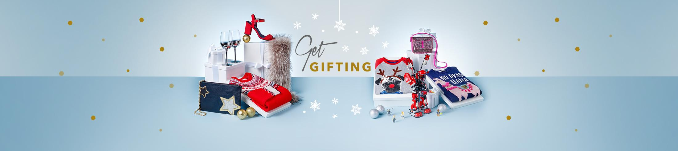 Shop gifts for the family this Christmas at George.com