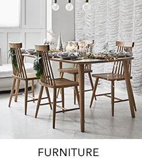 For all your storage solutions, bedroom and living room furniture, shop our furniture range