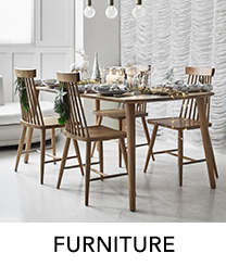 Be the talk of the table with our range of stylish dining tables and chairs at George.com
