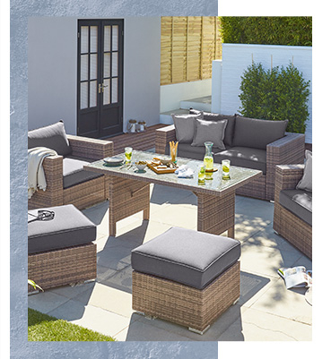 Ensure your garden is inviting this summer with Life & Style's guide to choosing the right garden furniture that will bring comfort and function to outdoor spaces.