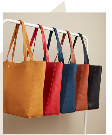 Shop our range of tote bags
