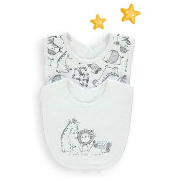 Make mealtimes a breeze with our range of bibs