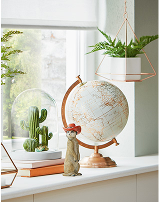 Refresh your space with indoor greenery
