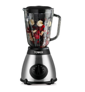 This 1.5L blender is great for pureeing, emulsifying, blending and grinding