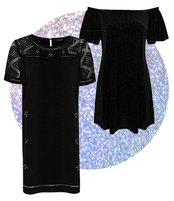 A little black dress is a must-have as it's perfect for multiple different occasions