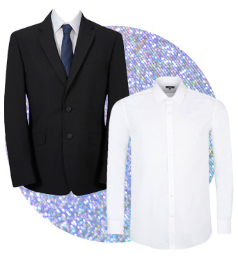 Our suits will take you seamlessly from work to formal evening events