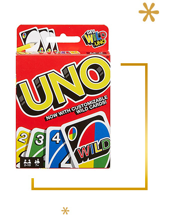 UNO is a classic game the whole family will enjoy