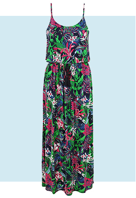 Jumpsuits and floral dresses are infinitely versatile. Life & Style share a fresh take on how you can style yours for all occasions this summer.